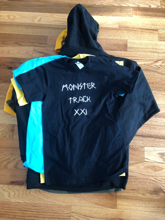 Image of Monster Track 21 shirts