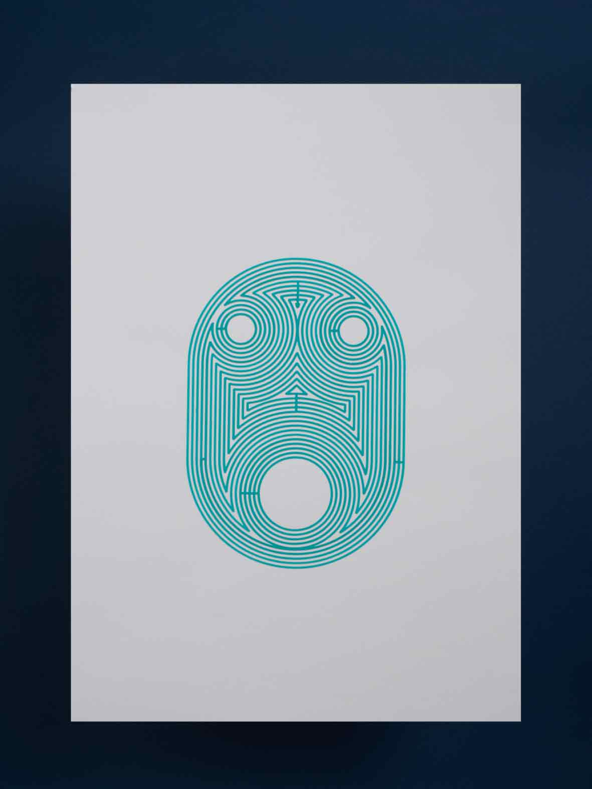 Doodle Mask #13