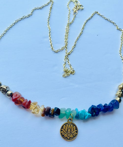 Image of 7 Chakra Beauty Body Chain