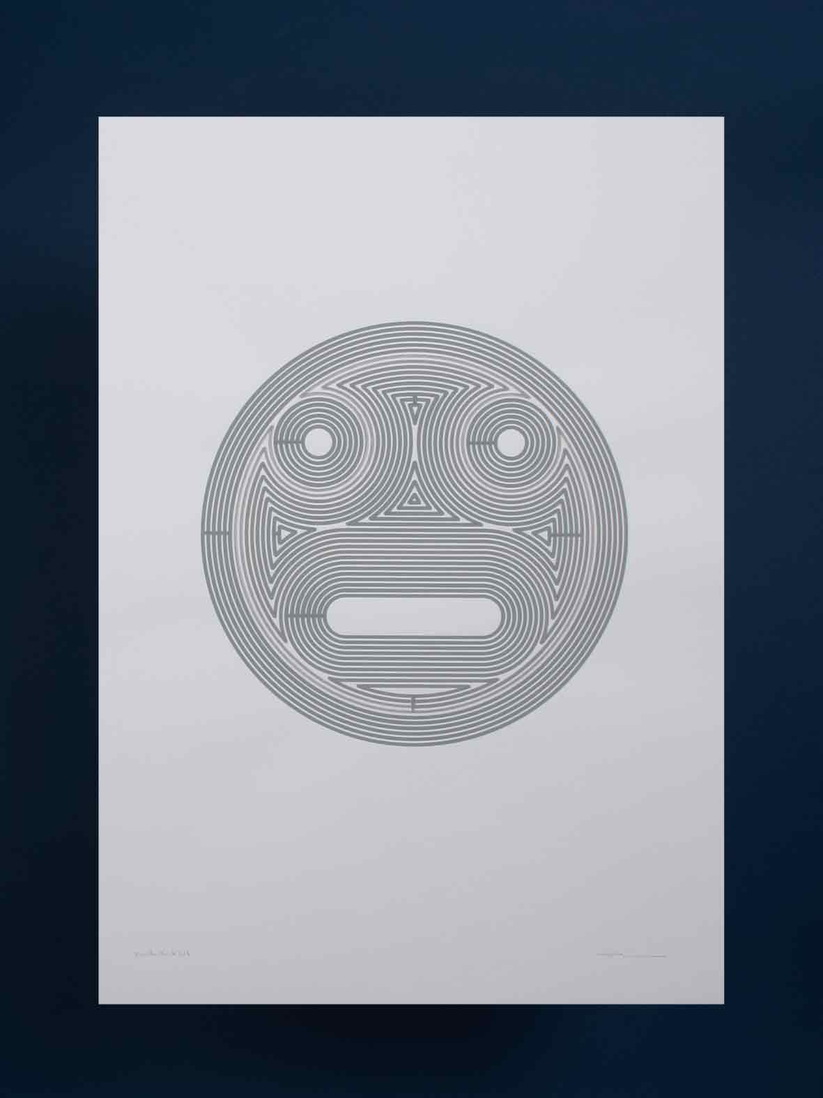 Doodle Mask #16