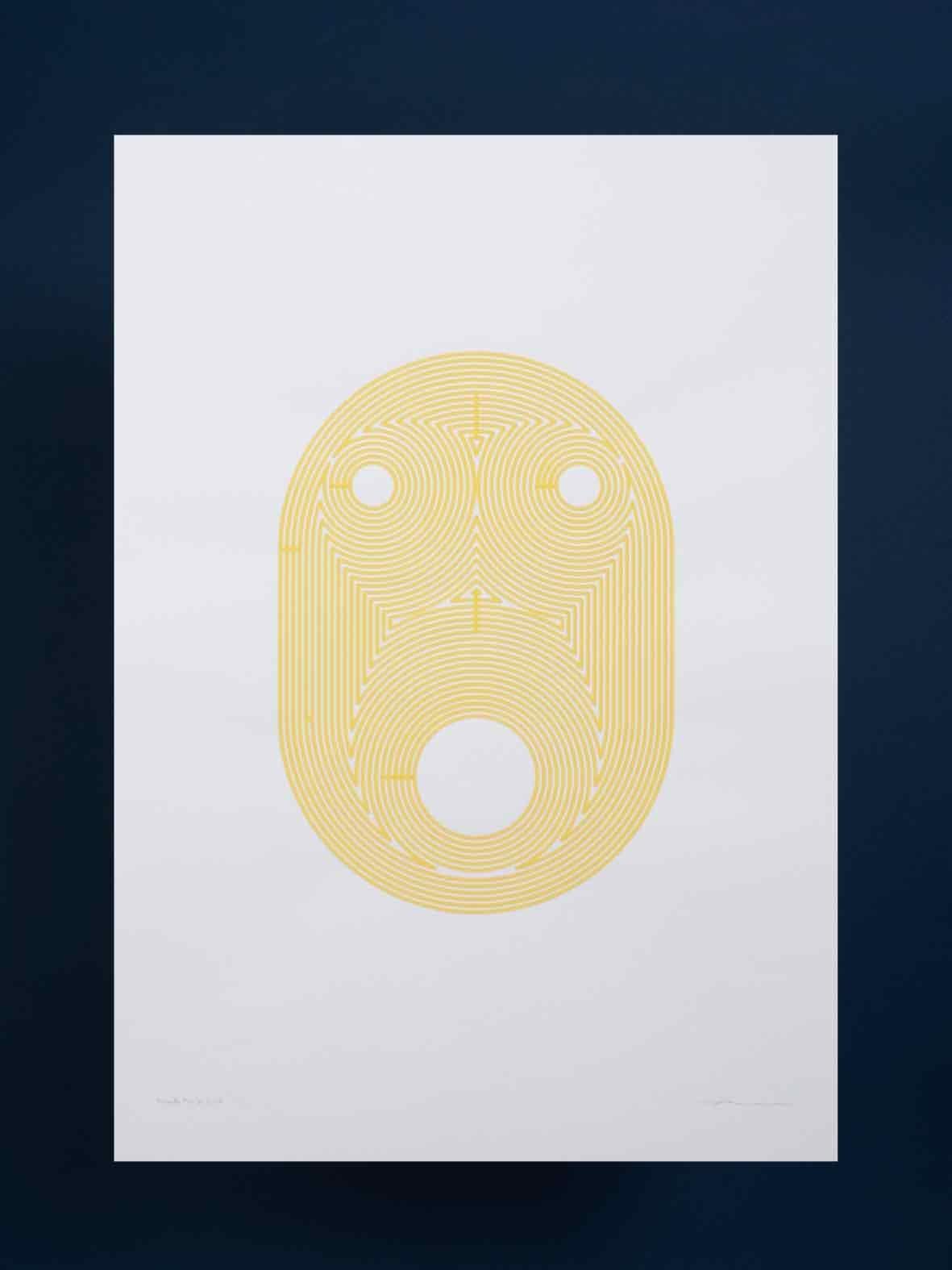 Doodle Mask #17