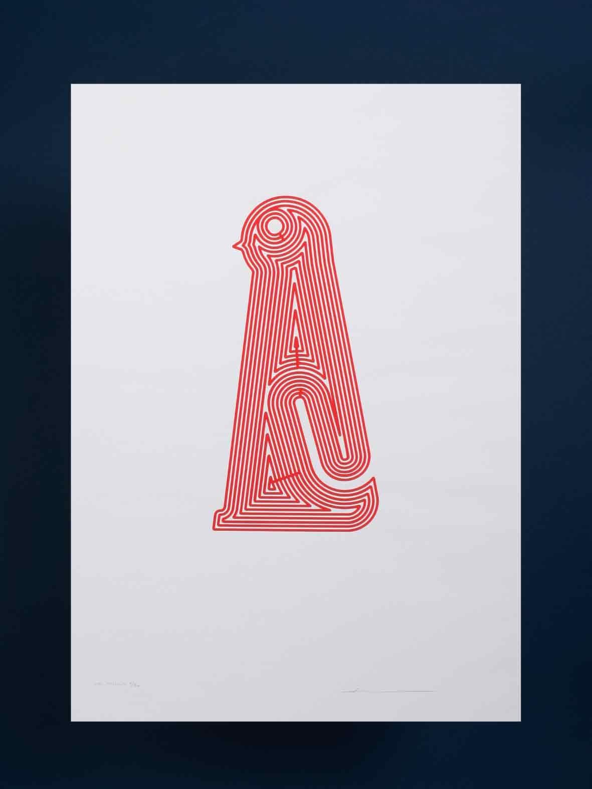 Doodle Pinguin