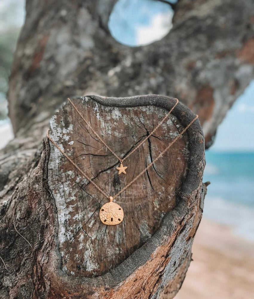 Image of Mini Starfish pendant