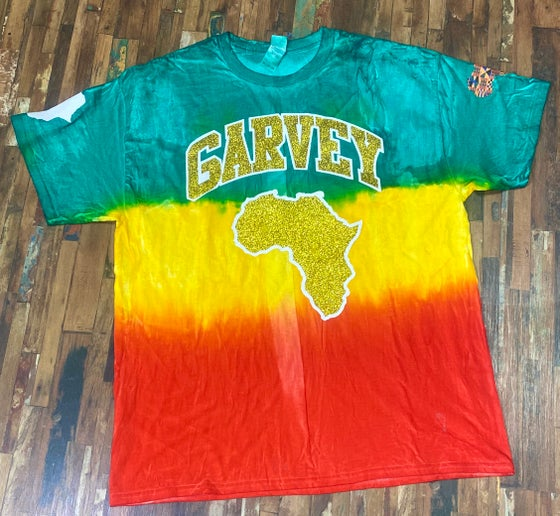 Image of GARVEY RGG (red gold green)GOLDEN