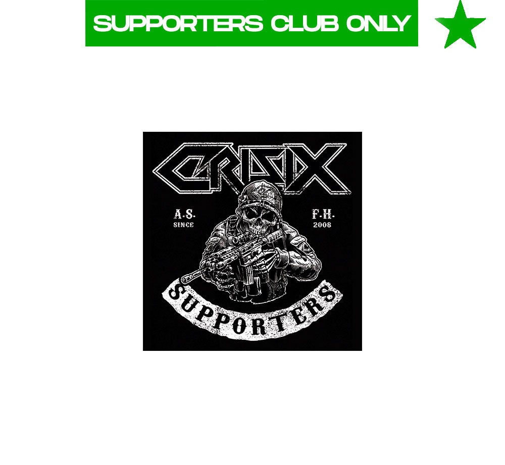 Image of STICKER SUPPORTERS CLUB