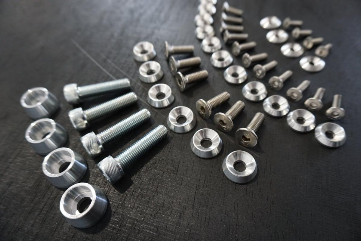 RUCKUS DRESS UP KIT  25 bolt kit