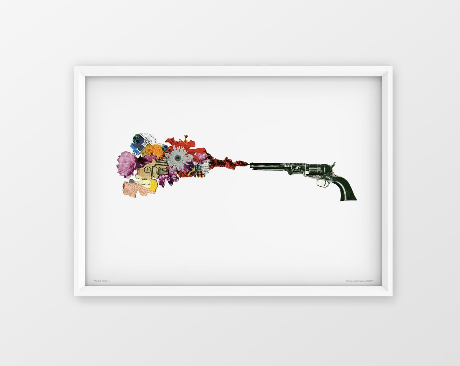 Image of Magic Gun 1 Fine Art Print (Signed)