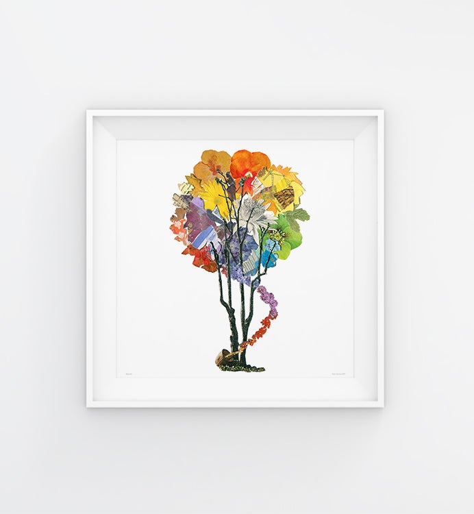 Image of Regrowth Fine Art Print (signed)