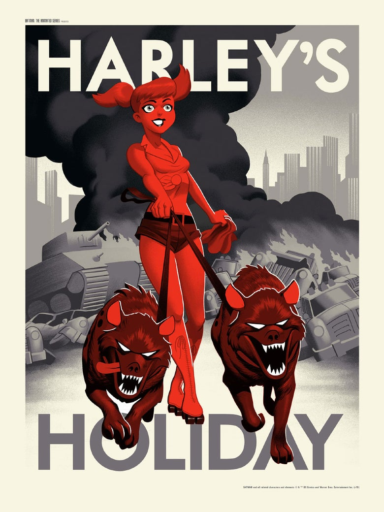 Image of HARLEY'S HOLIDAY (VARIANT)