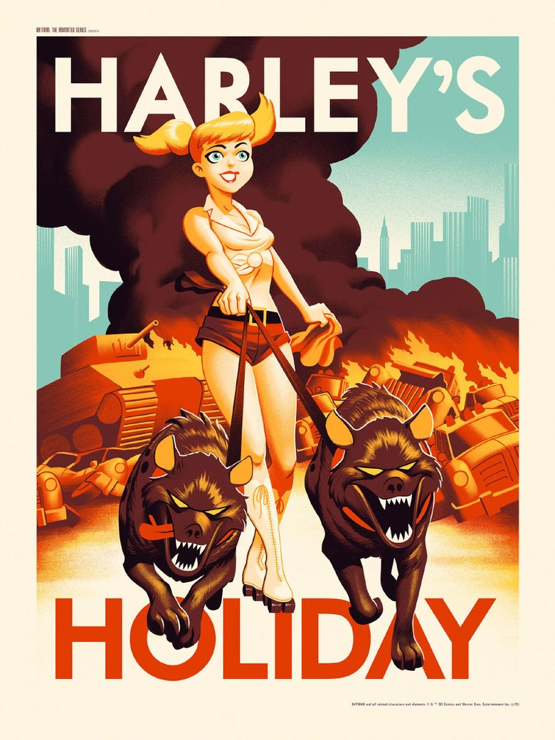 Image of HARLEY'S HOLIDAY (MAIN)
