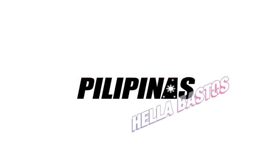 Image of Pilipinas Bargain Decal