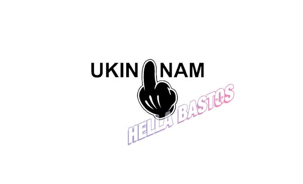 Image of Ukininam Bargain Decal