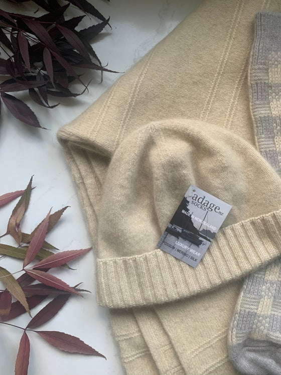 Image of Luxury Possum Winter Warmth Set