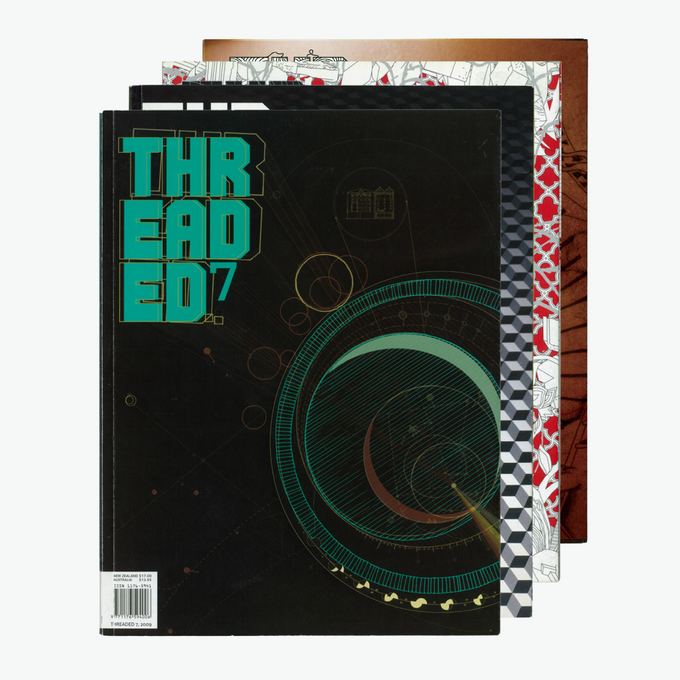 Image of Threaded 4-Issue Special