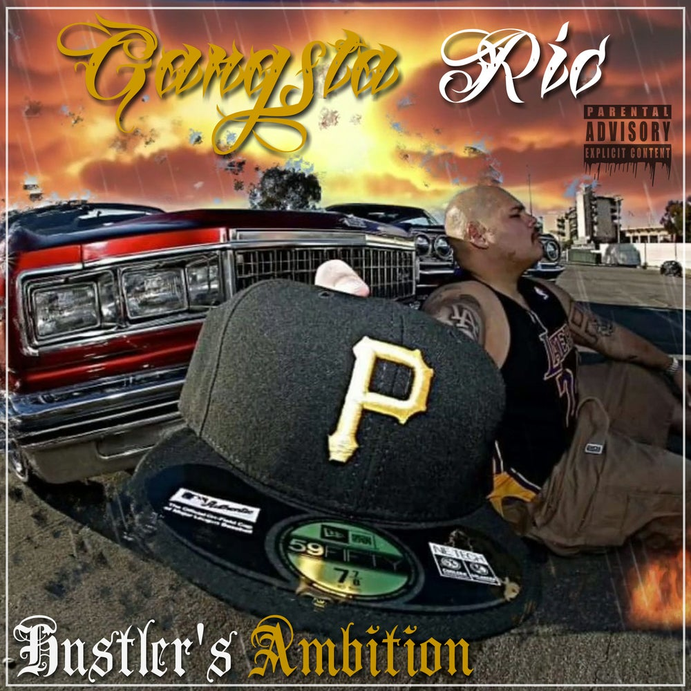 "Image of ""HUSTLER'S AMBITION"" by GANGSTA RIC (2020)"