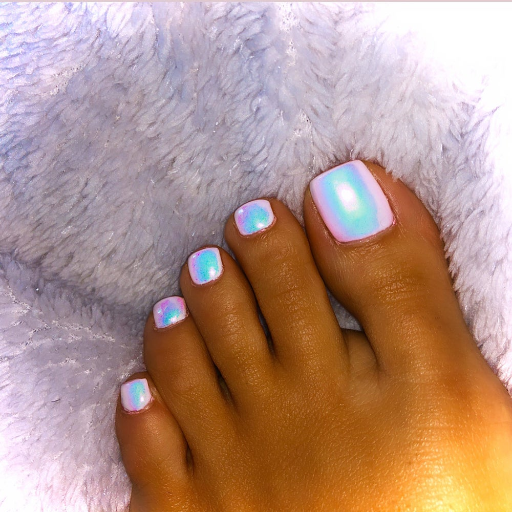 Image of Super Chrome Finesse Nails