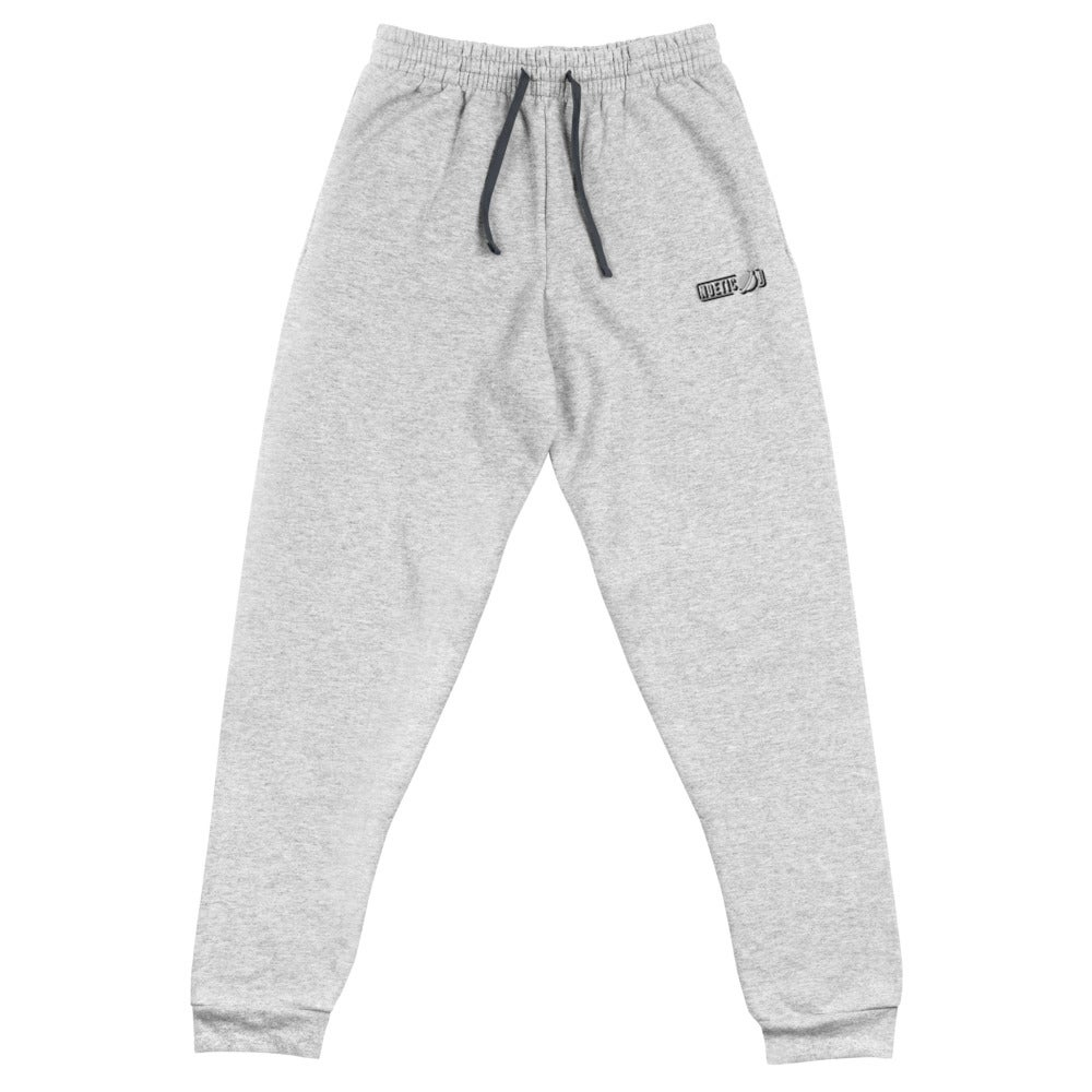 Noetic J Unisex Joggers (Embroidered)
