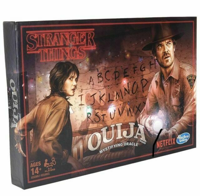 Image of Stranger Things Ouija Board