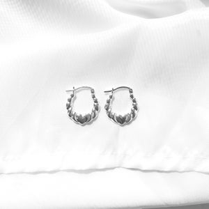 Image of Heart In The Clouds Earrings