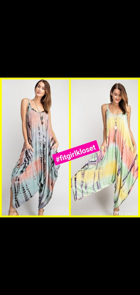 Image of Tie Dye One Piece