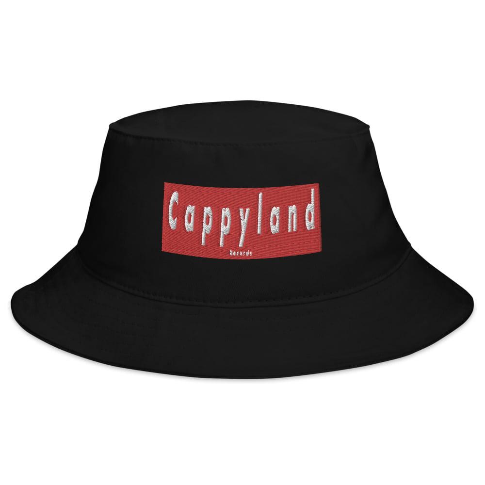 Cappyland Redbox Bucket Hat