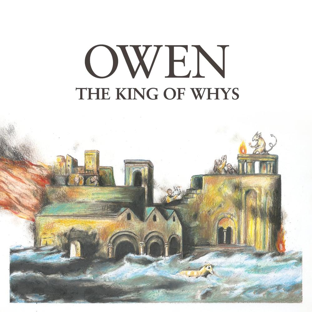 The King of Whys (180-Gram Blue/White Starburst LP)