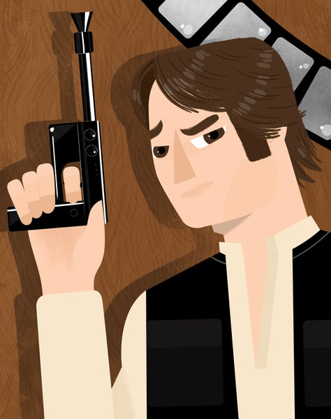 Image of Han Solo