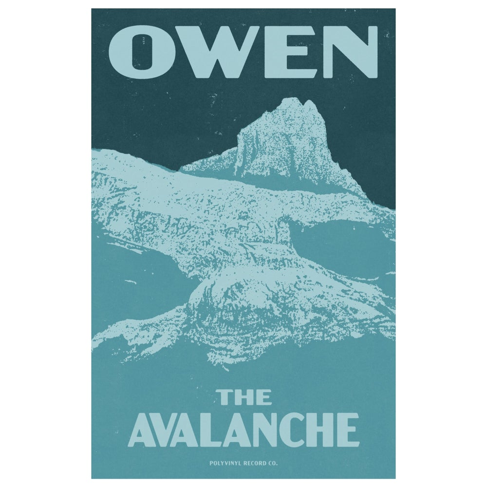 "The Avalanche 11""x17"" Print (w/ Tube)"