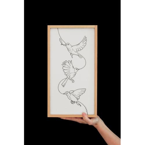 "Image of Leuchte I Lamp  ""BIRD"""