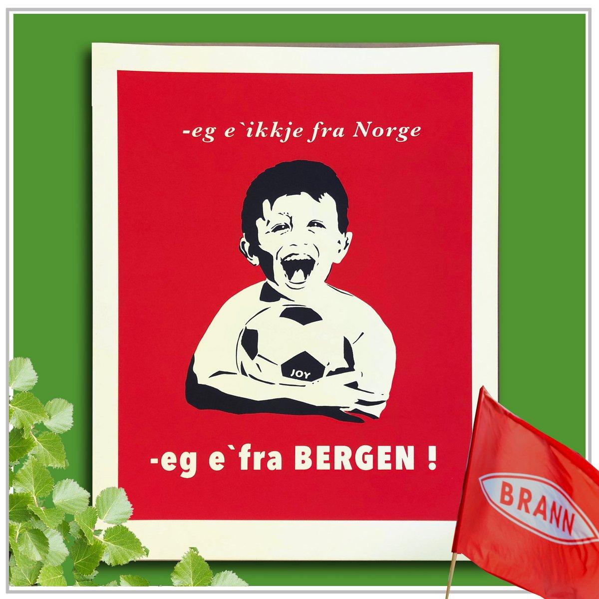 Image of EG E IKKJE FRA NORGE - EG E FRA BERGEN !