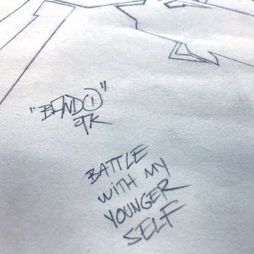 Image of Battle with My Younger Self / Bando