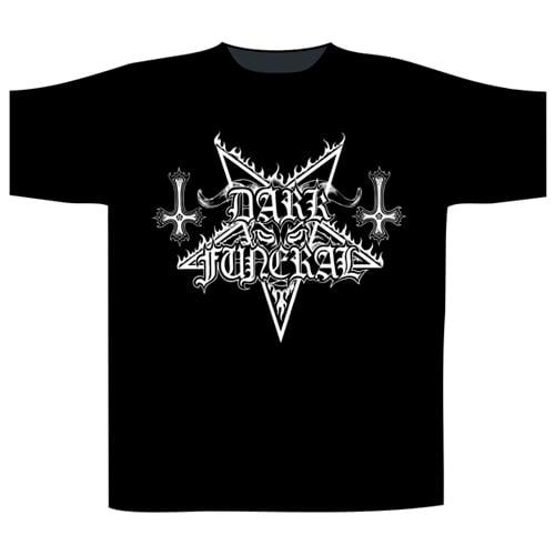 Image of Dark Funeral Logo T-Shirt