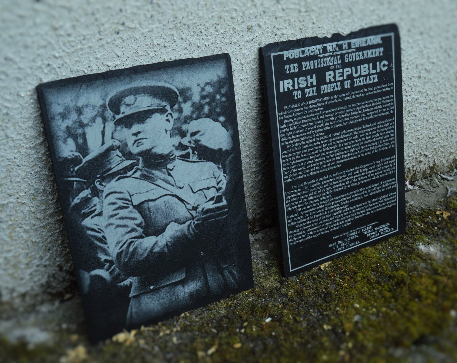 Image of Michael Collins and the 1916 Proclamation DEAL!!