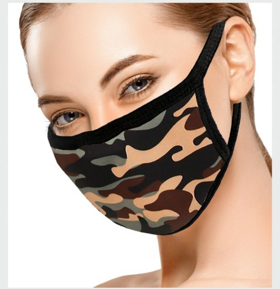 Image of Assorted Face Mask