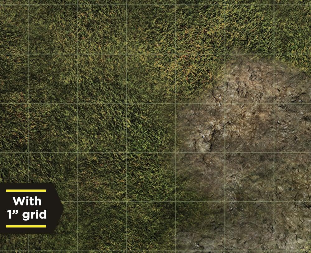 Image of Shadow Deep -- 3' x 3' -- #930