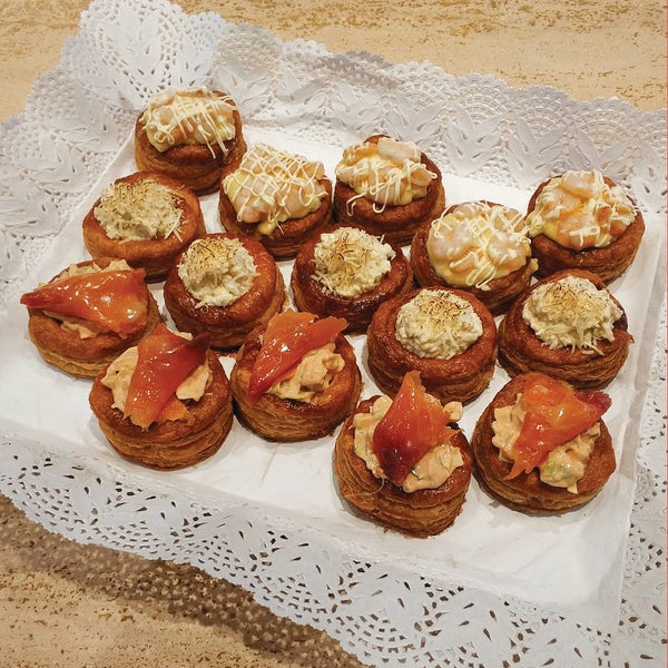 Image of VOL-AU-VENTS FARCITS OBERTS