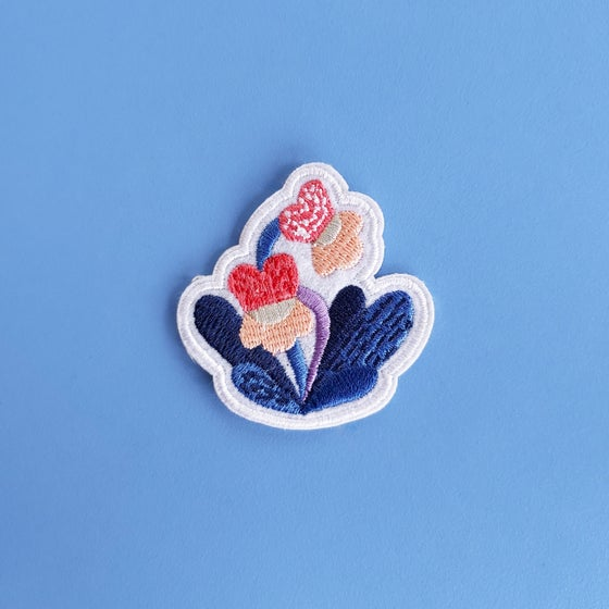 Image of SALE 50% OFF // Flowers patch