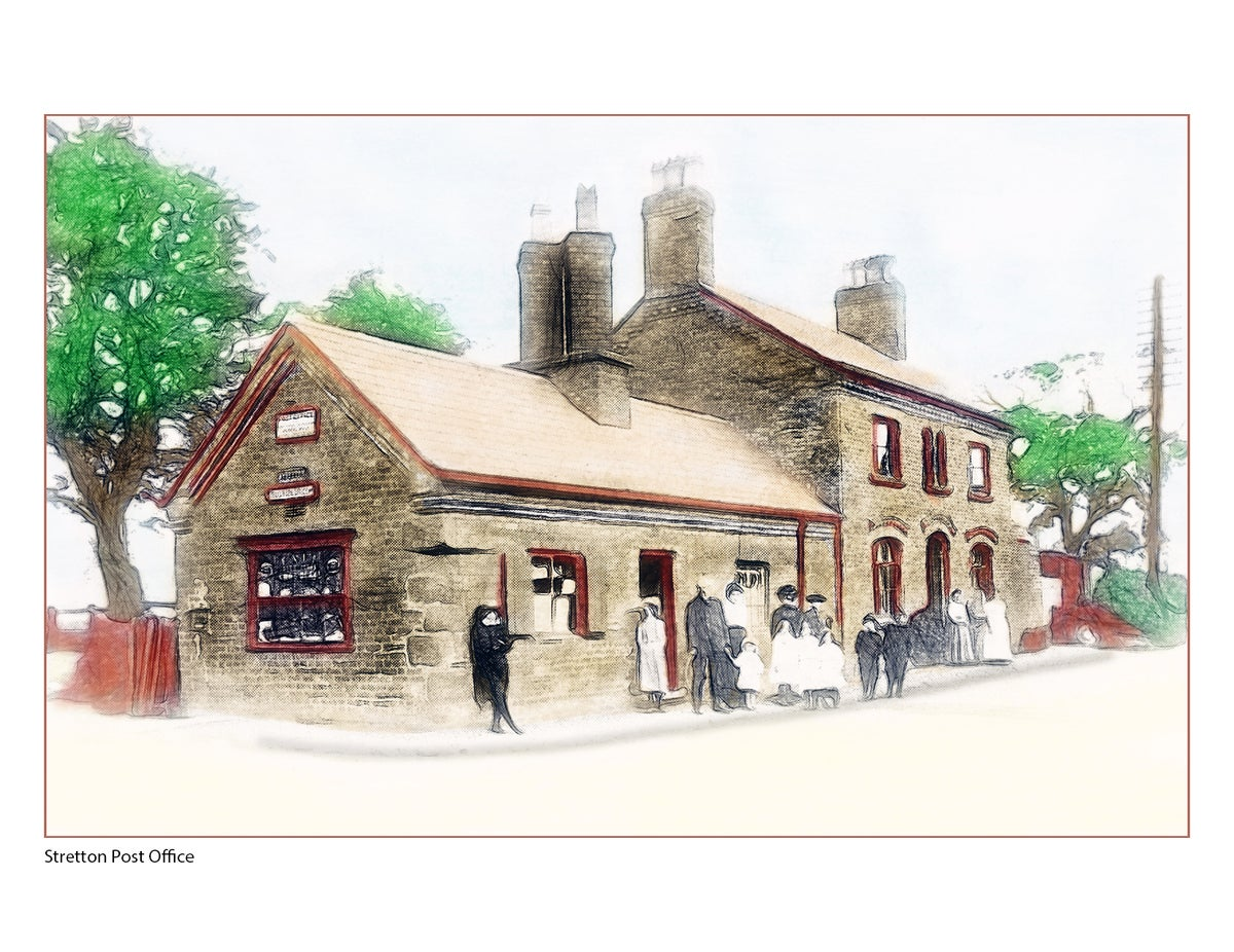 Old Stretton Post Office