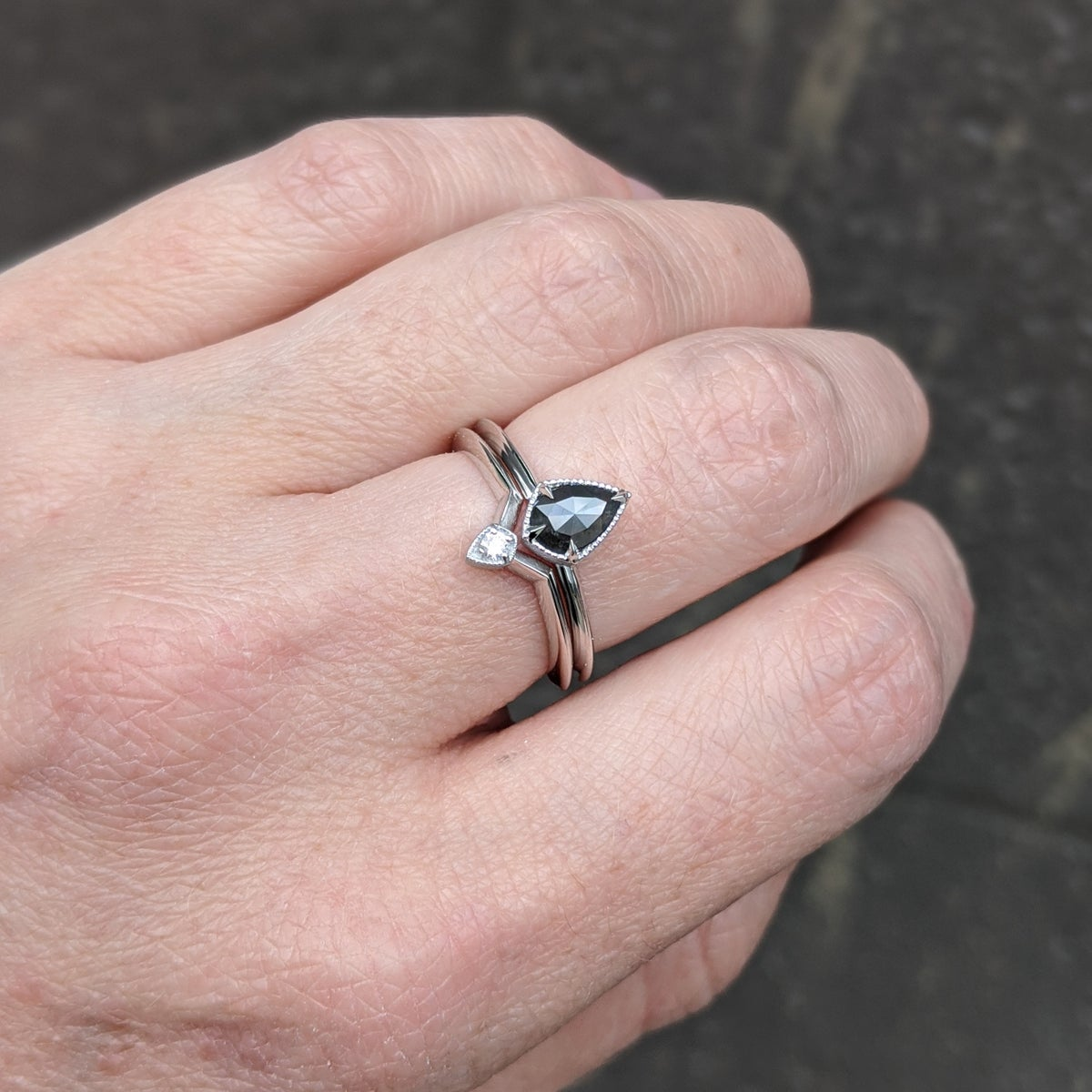 Image of Emma Ring Set