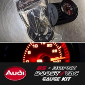 Image of PROJECTB5 - B5 Audi S4/A4 30PSI Boost/Vac Gauge Kit