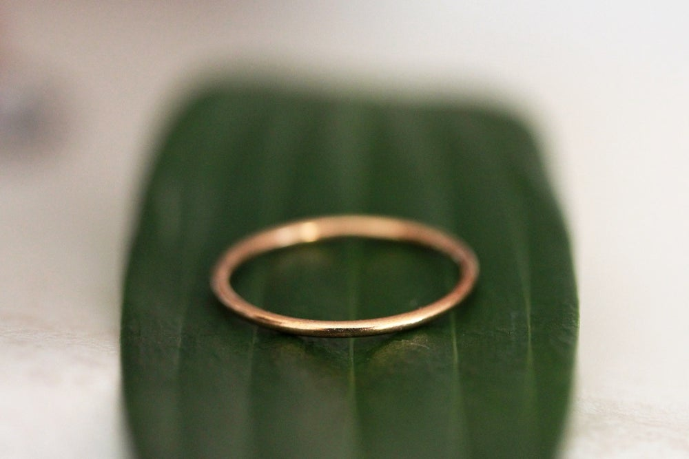 Image of Copper Sample Ring's