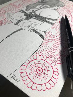 SHIBARI - original handmade art