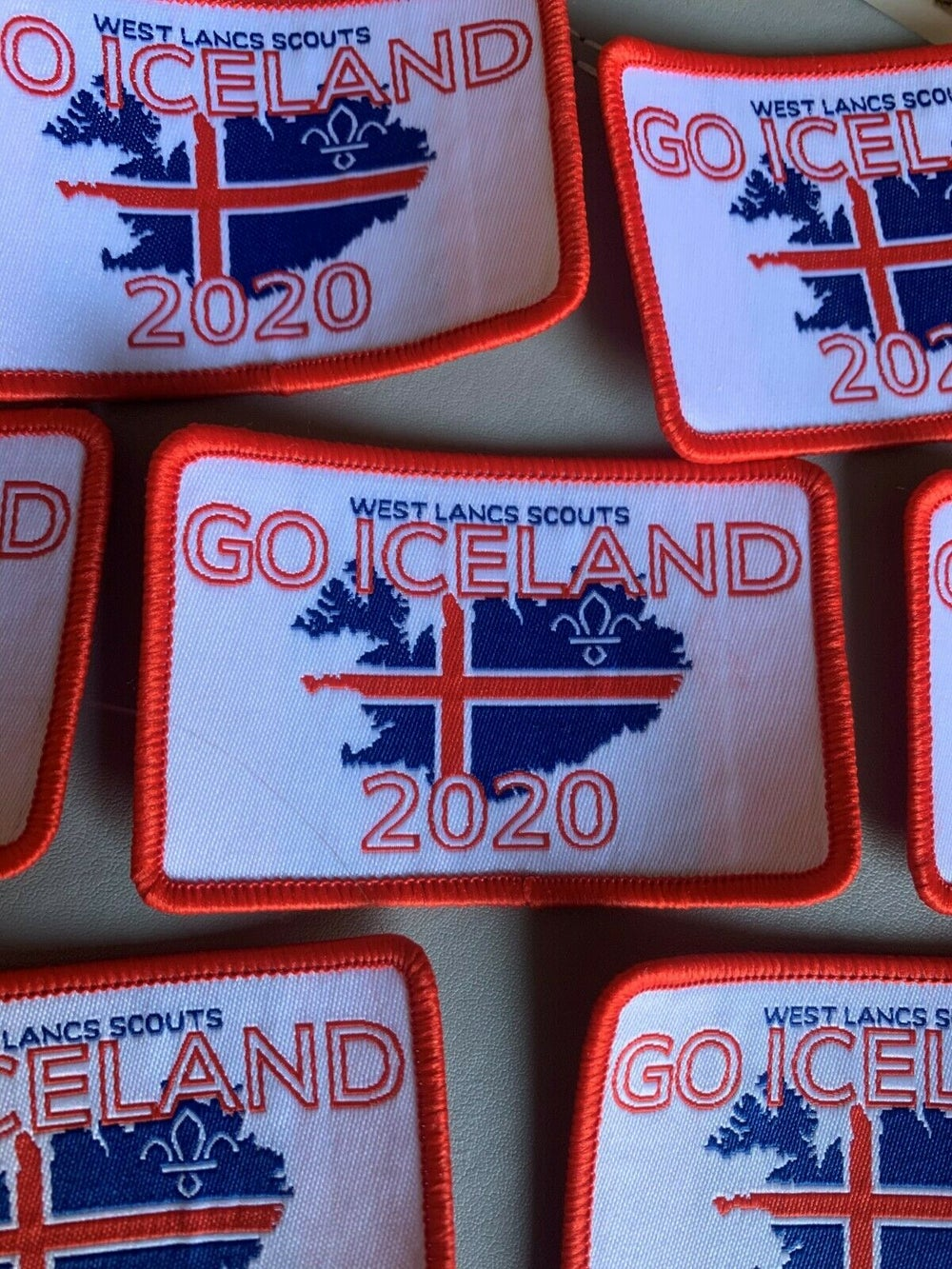 Go Iceland Badge (Zak)