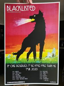 Image of Quarantour Poster