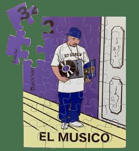 Image of El Musico Puzzle