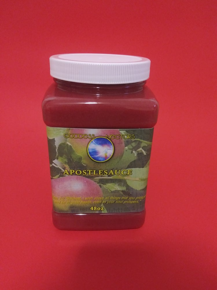 Image of 16 ounce Soursop Apostlesauce!!!