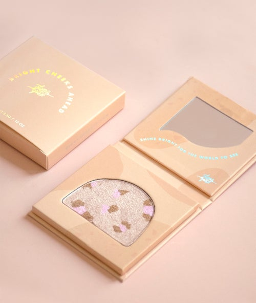Image of Bright Cheeks Ahead - Speckled Highlighter