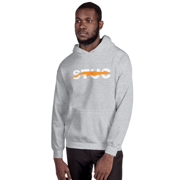 Image of Crush Orange Hooded
