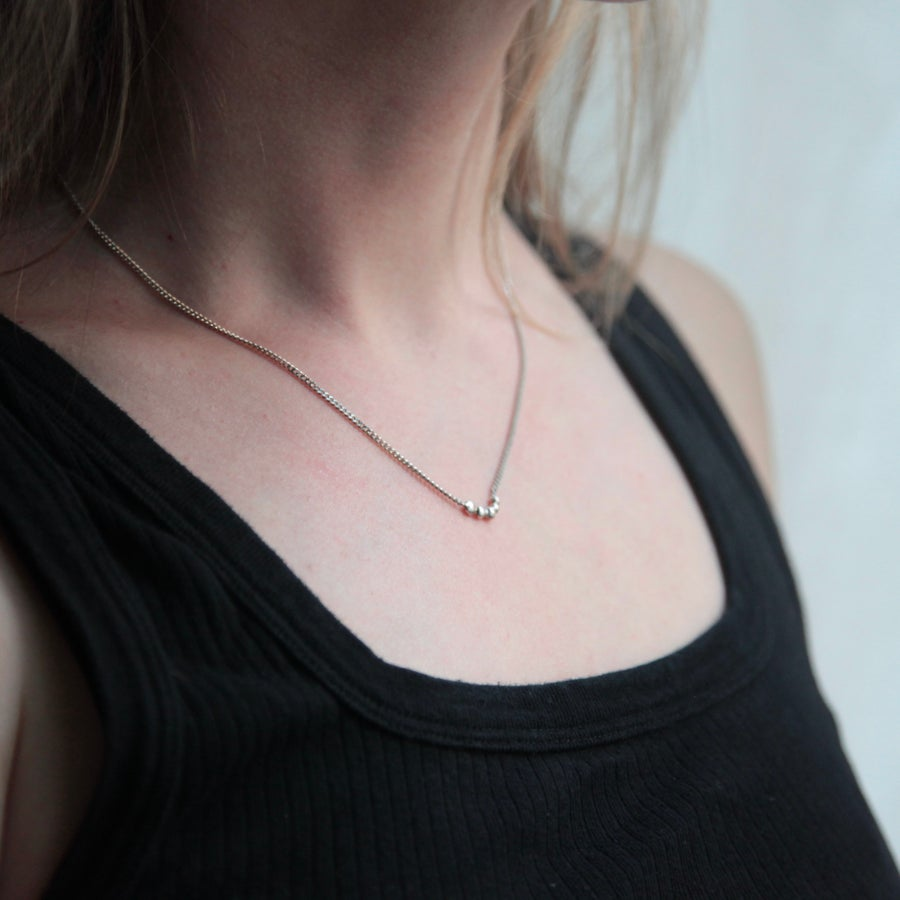 Image of Dotsss necklace