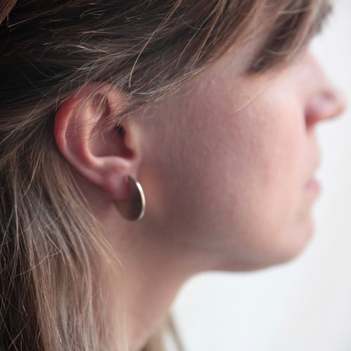 Image of <pacman ear studs>